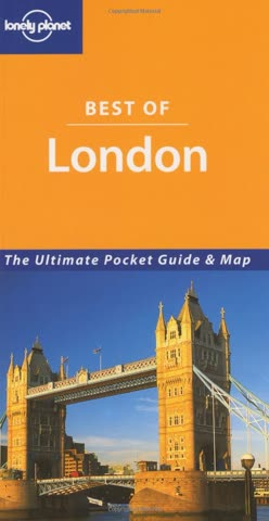 Best of London, The Ultimate Pocket Guide & Map