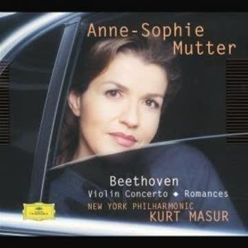 Anne-Sophie Mutter - Beethoven: Violin Concerto - Romances