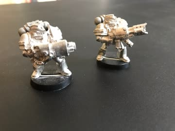 Warhammer 40K - Grey Knight Space Marines