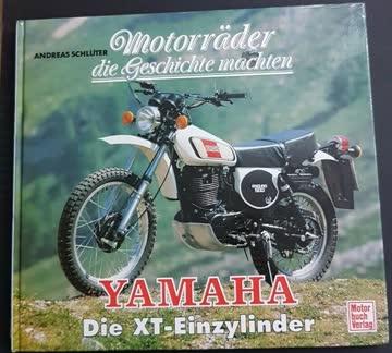 Motorräder die Geschichte machten, Yamaha