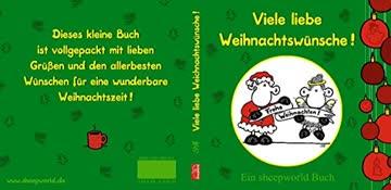 Viele liebe Weihnachtswünsche!: Ein sheepworld Buch