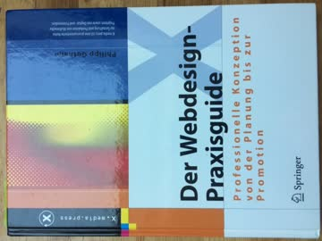 Der Webdesign Praxiguide