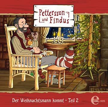 Pettersson & Findus Folge 8 - Der Weihnachtsmann kommt