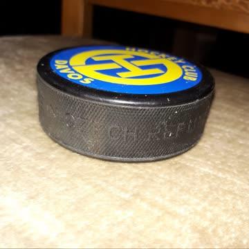 Puk original Hockey Club Davos