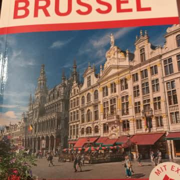 Brüssel, Reiseführer Merian