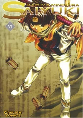 Saiyuki 6