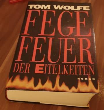 Tom Wolfe -Fegefeuer der Eitelkeiten