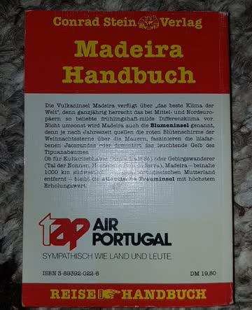 Madeira Handbuch