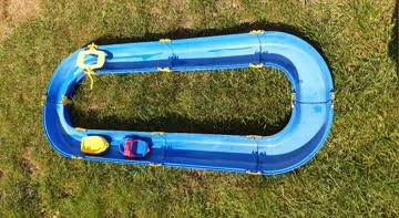 Aquaplay mit 2 Schiffli wie auf dem Bild