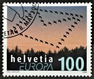 2008 Helvetia ET-Stempel