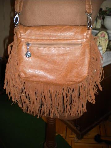 Boho - Hippie oder Western Handtasche neuwertig