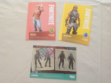 FORTNITE Panini Sammelbilder Series 1