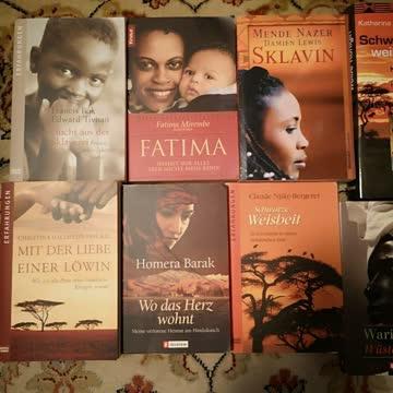 11 Bücher aus der Reihe Erfahrungen