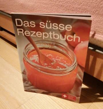 Konfitüren Rezept Büchlein