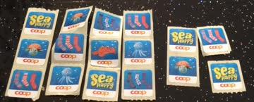 32 Coop Sea Happy Kleber ungeklebt