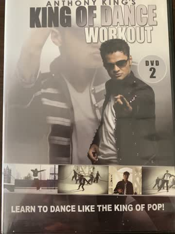Anthony King's King Of Dance Workout - DVD 2