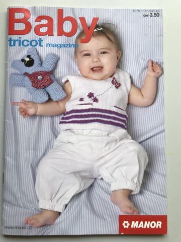 Baby Strickheftchen