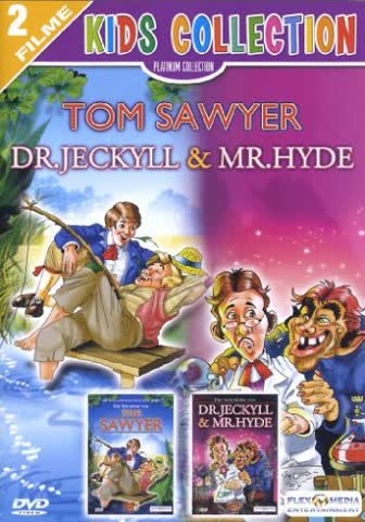 Tom Sawyer/Dr.Jeckyll & Mr.Hyde:Kids Collection [Import allemand]