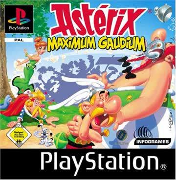 Asterix: Maximum Gaudium