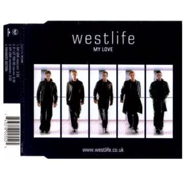 Westlife - My Love (Single)