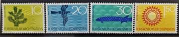 1966 Liechtenstein**