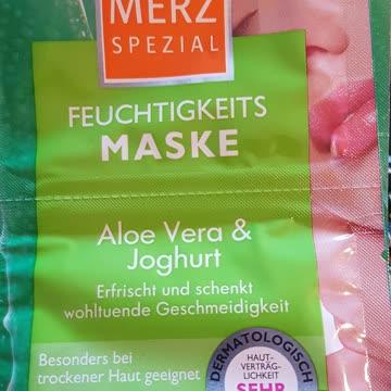 Merz Spezial Feuchtigkeitsmaske