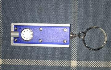 Kleines Schlüsselanhängerlicht mit LED