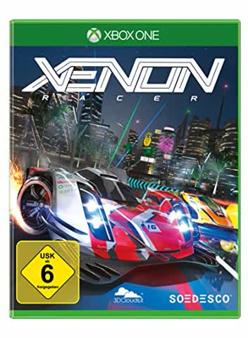 Xenon Racer - [Xbox One]