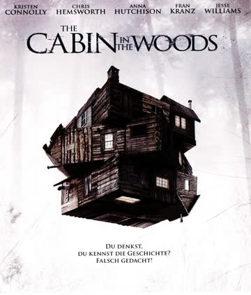 The Cabin in the Woods Blu-ray Deutsch + Englisch *NEU*