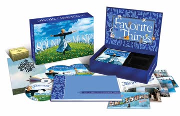 The Sound of Music (45th Anniversary Limited Edition Collector's Set) [2 Blu-ray + DVD + CD]