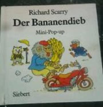 Der Bananendieb. Mini- Pop-up