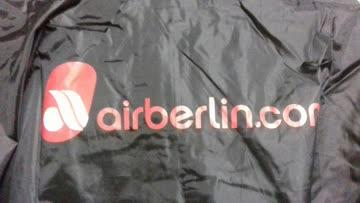 airberlin Windjacke Herren Grösse L (8)