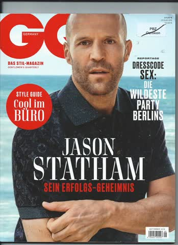 Go Germany, das Stil - Magazin... September 2018
