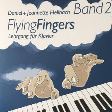 Flying Fingers Band 2 - Begleitungen