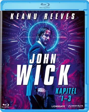 John Wick - Kapitel 1-3