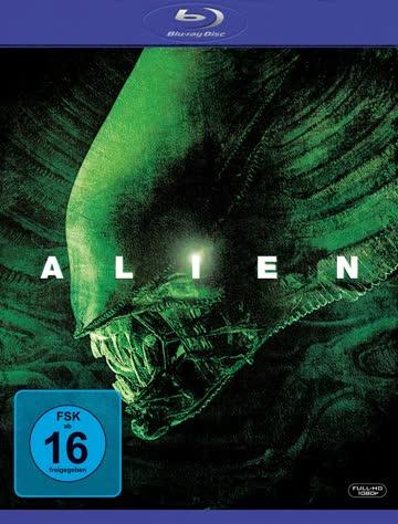 1 Blu-ray Alien Das unheimliche Wesen aus einer fremden Welt