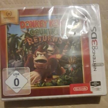 Donkey Kong Country returns (verschweisst)