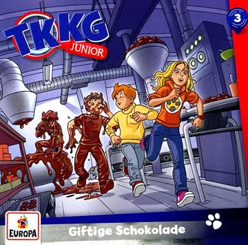 TKKG Junior - Giftige Schokolade (3)