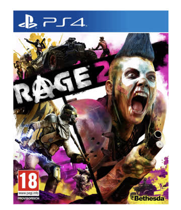 Rage 2 Bonus DLC's