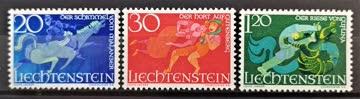 1967 Liechtenstein**