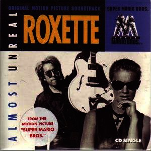 Roxette - Almost unreal/The heart shaped sea (1993)