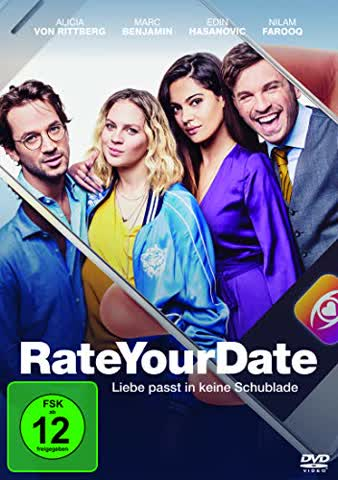 Rate Your Date [DVD] [2019]
