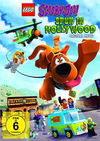 Lego Scooby Doo!: Spuk in Hollywood