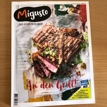 Migusto 7/8  Juli/August 2019