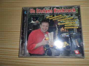 Us Stefans Rucksack CD