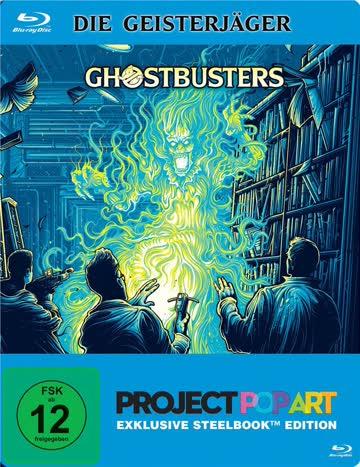 Ghostbusters Blu-ray Deutsch