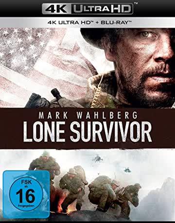 Lone Survivor [4K Ultra HD + Blu-ray]