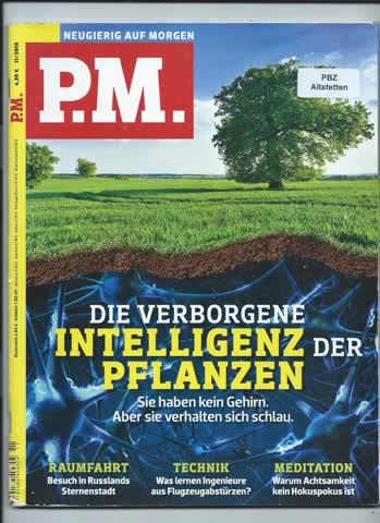 P.M. Neugierig auf Morgen / November 2018