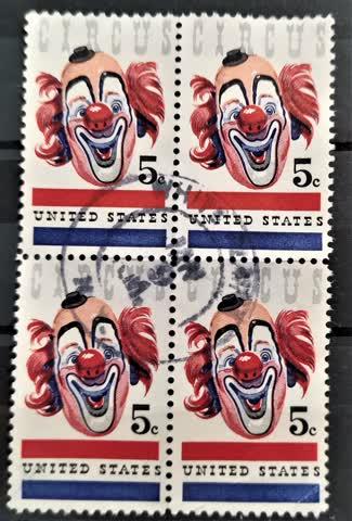 1966 USA Viererblock