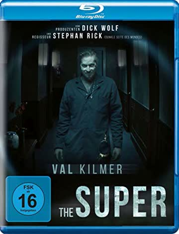 The Super [Blu-ray]